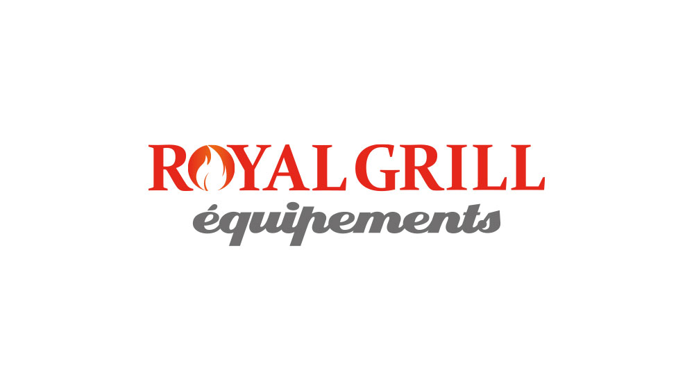Logo Royal Grill couleur