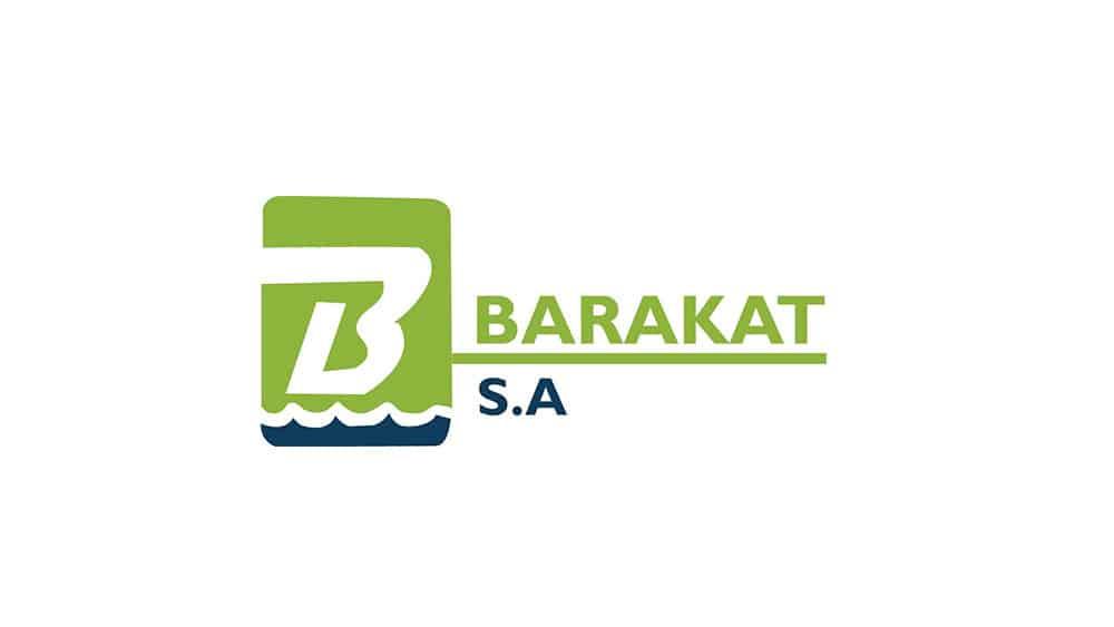Logo actuel - Identite visuelle Barakat