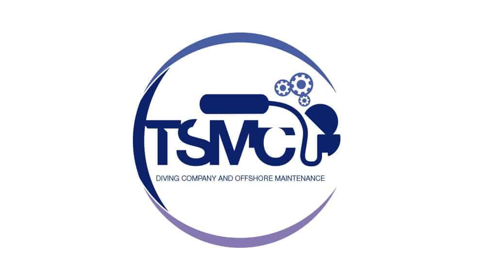 Logo complet couleur - Identite visuelle TSMC