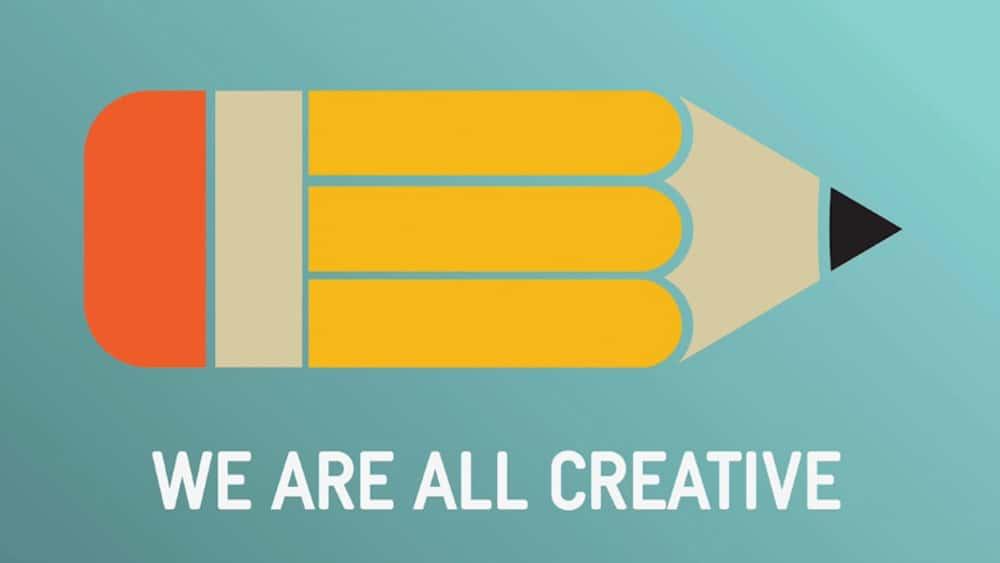 Nous sommes tous créatifs