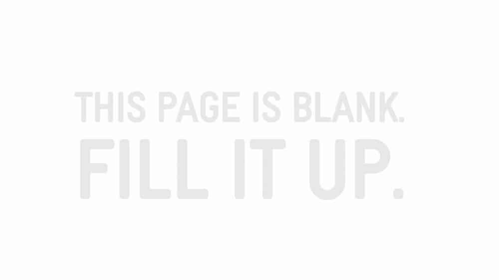 Cette page est blanche. Remplissez-la.