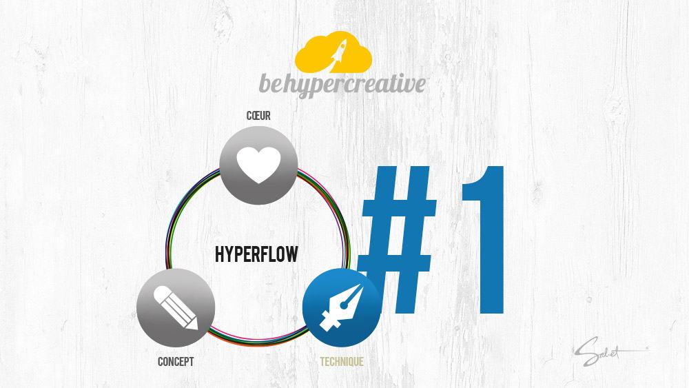 La méthode hypercréative : la technique – partie 1 : connaissez vos outils