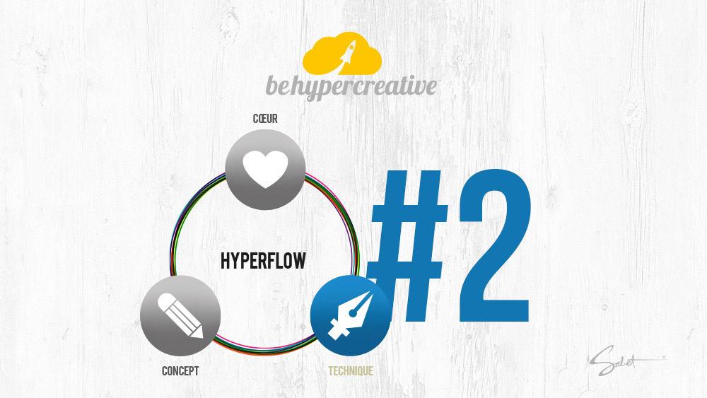 La méthode hypercréative : la technique – partie 2 : construisez / déconstruisez