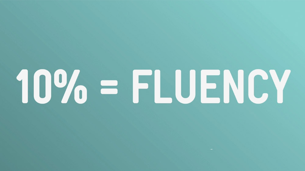 10% = aisance