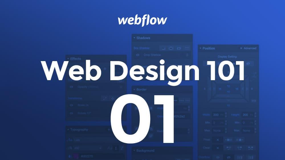 Les fondamentaux du design web – Partie 1 : des fondamentaux au mobile