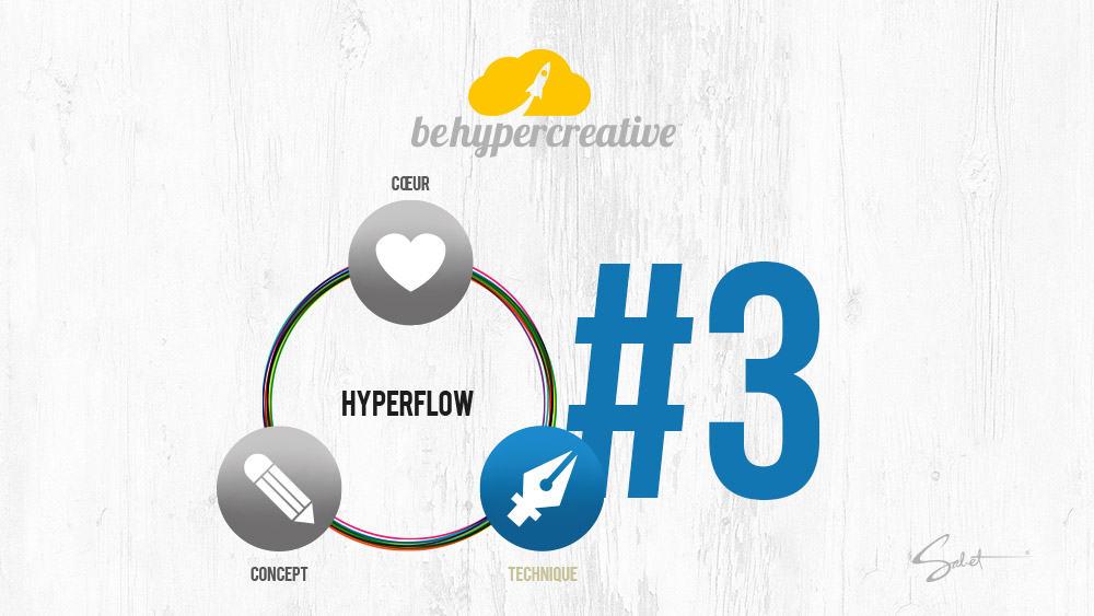 La méthode hypercréative : la technique – partie 3 : références