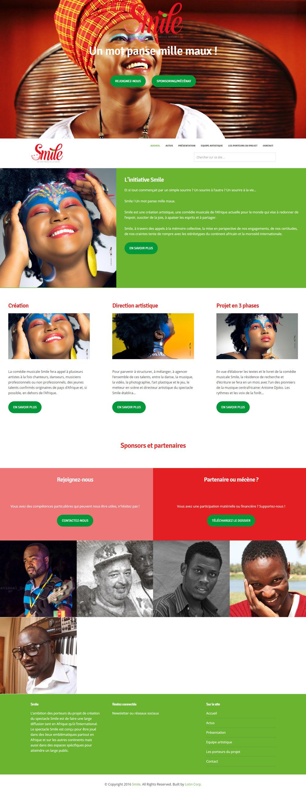 smile-homepage
