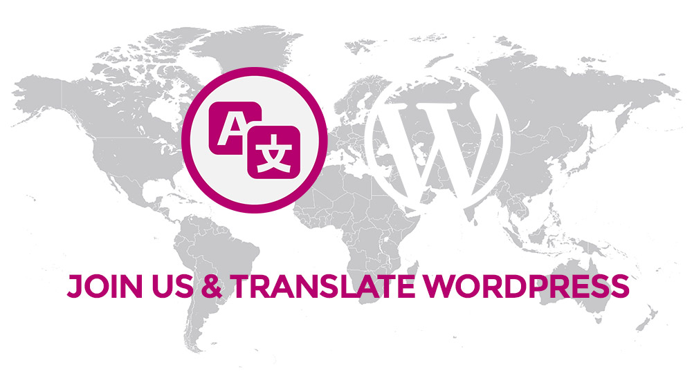Le WordPress Global Translation Day