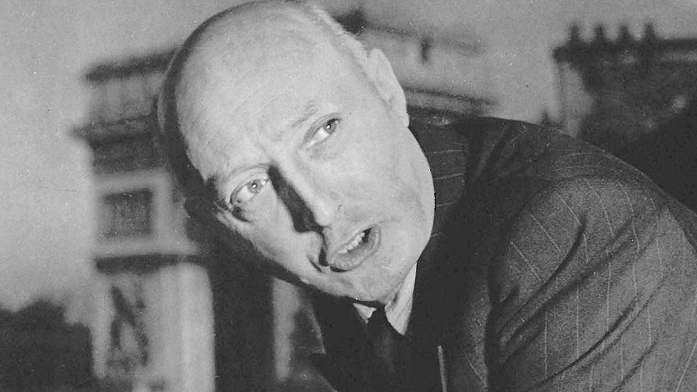 Armand Camille Salacrou (9 août 1899 à Rouen - 23 novembre 1989 au Havre)