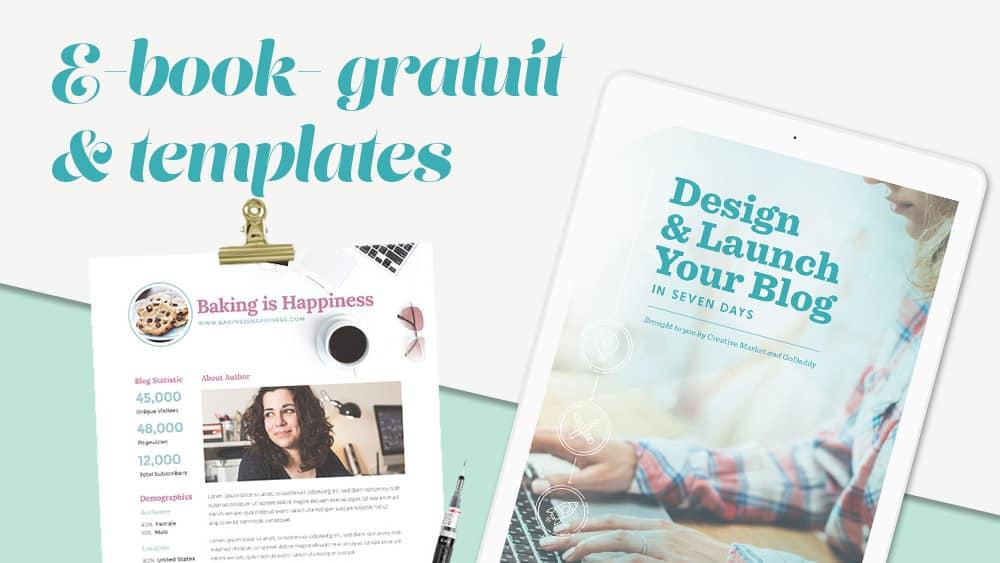 E-book gratuit : Designer et lancer son blog en 7 jours
