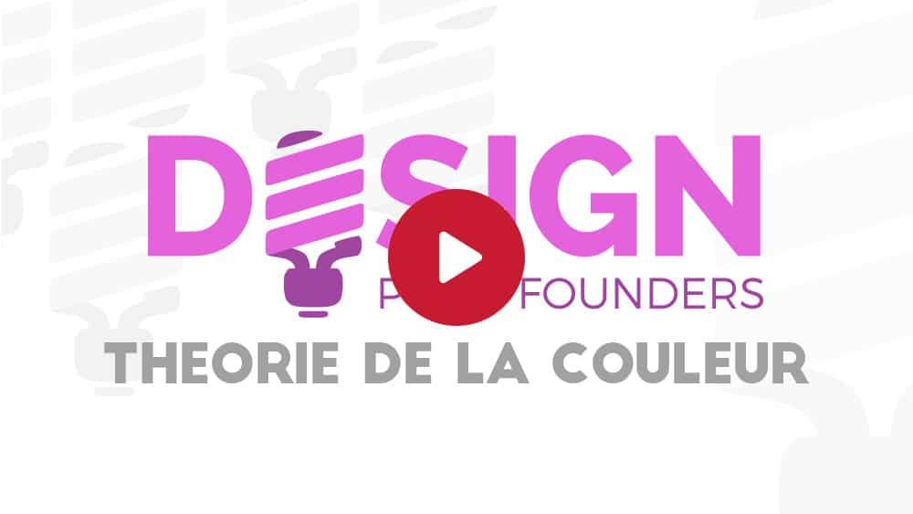 Design pour founders : La théorie de la couleur