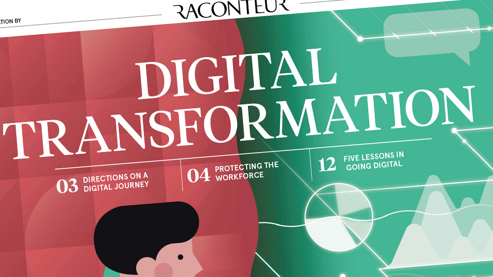 Prendre à bras le corps la transformation digitale