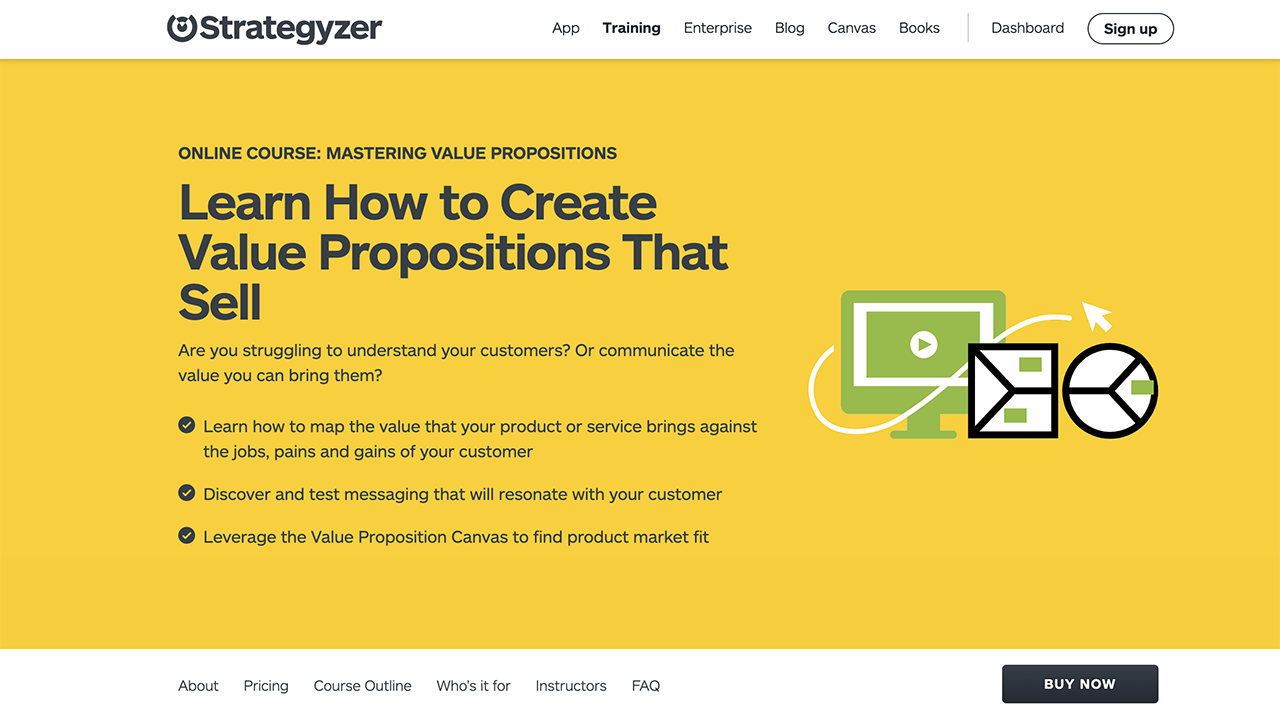 strategyzer-value-proposition-design-training