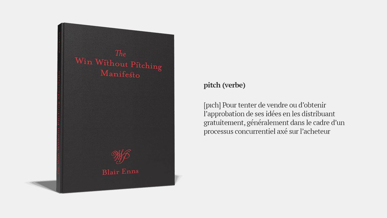livre-the-win-without-pitching-manifesto