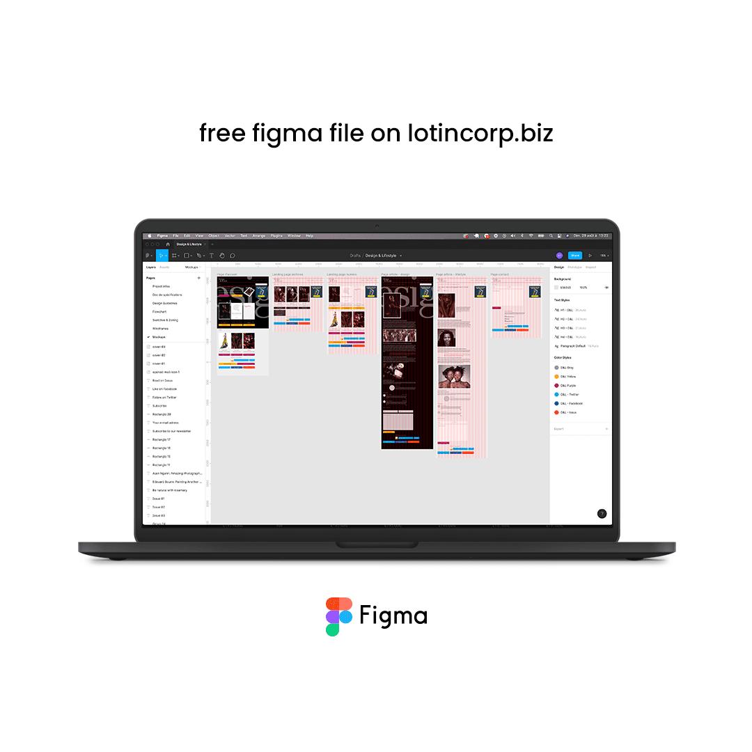 free-figma-file-design-lifestyle